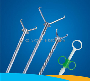 Disposable Endoscopic Grasping Forceps