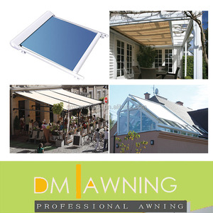 Fashionable Residential awning and cheap automatic skylight awning