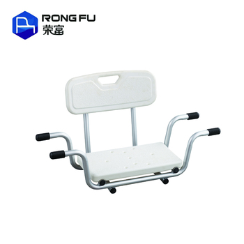 New Aluminum Handicap Bath Seat Shower Chairs For Bathroom Comfortable Bamboo Steel Chair Product On