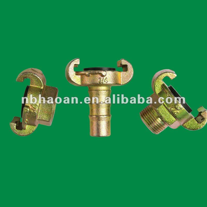Air Hose Coupling European Type Quick Coupling