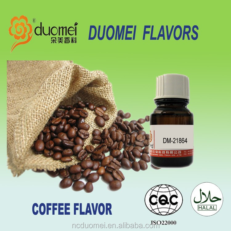 Coffee flavor artificia liquid fragrance food grade enhance PG based flavor