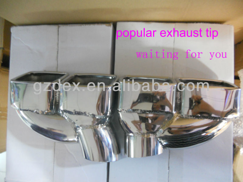 muffler exhaust tail headers for AUDI A8