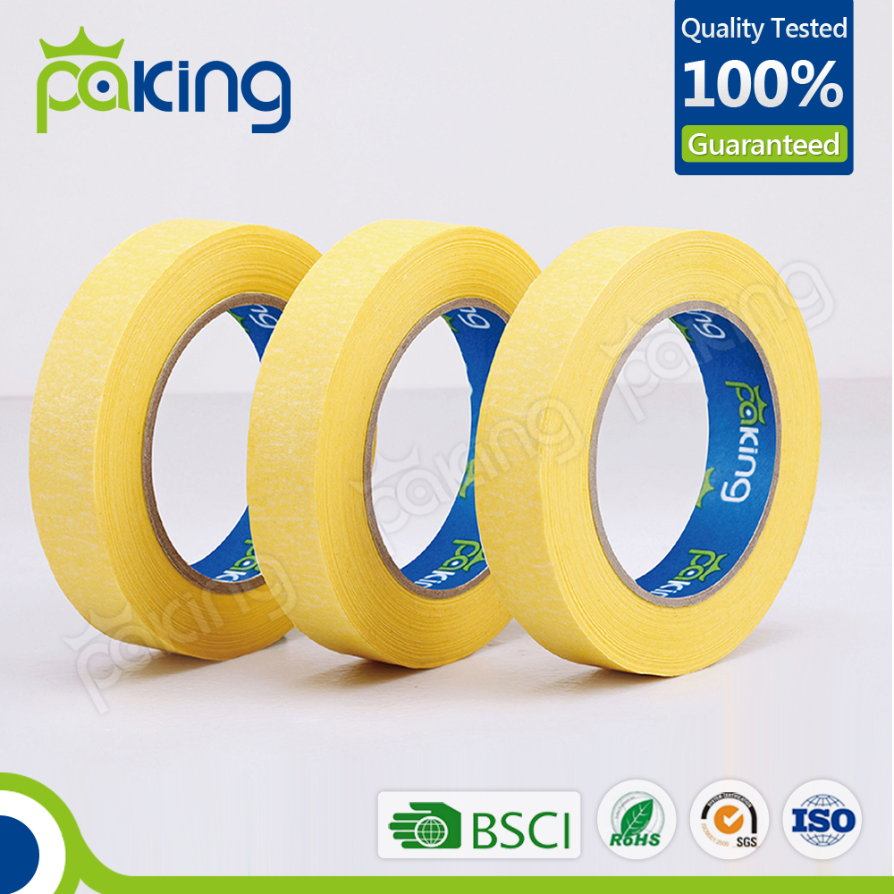 yellow color masking tape