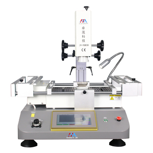 ZHUOMAO laser soldering bga machine ZM-R5830 used bga rework station infrared bga rework station