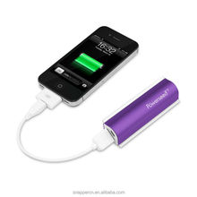 2400 mah caricabatterie esterno portatile per iphone/<span class=keywords><strong>ipod</strong></span>/smartphone samsung