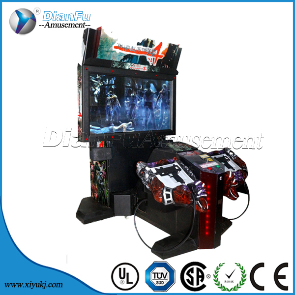 House of Dead 4 arcade shooting game machine/coin operated video game