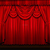Electric Stage Curtain with Strong Tension Low Price