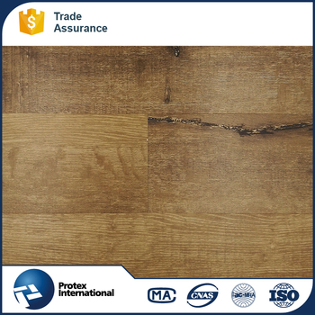 Low Price Hot Sales Wire brush engineered wood floor