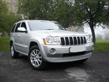 2007 Jeep Grand Cherokee 3.0 CRD Overland 5dr Auto - 22619SL/R