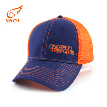 1cc4c44342c01 promotional items china contrast color cap cotton mesh high quality trucker  hats