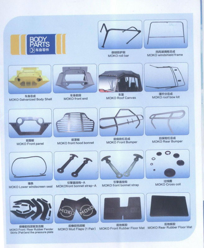 Classic Car Body Parts China Manufacturer Classic Vantage Car ...