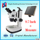 XTD-222 Digital Zoom Stereo Microscope With Lcd Screen