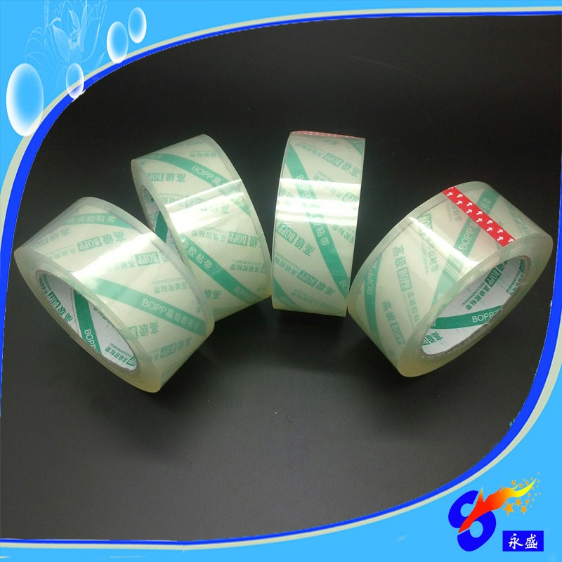 Personalized transparent packing tape custom parcel tape