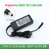 Genuine Original AC Power Adapter 65W 19V 3.42A For ASUS Laptop Charger Parts