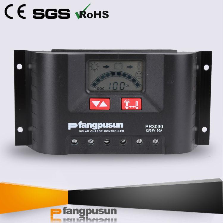 Erneuerbare Energie Steca Pr 3030 Solarcontroller 12/24v 30a