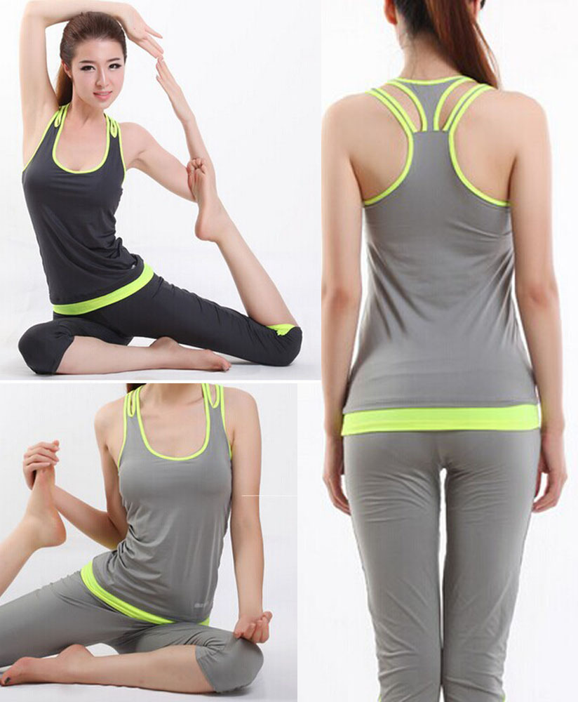 Breathable, lightweight and loose fitting our womens yoga pants and vests are ideal for yoga. The tees in our womens yoga clothes range are designed with yoga in mind but are suited to other exercise due to the high wicking properties.