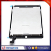 Repair parts lcd touch screen for ipad 2 Air,mobile phone accessories for ipad2 air lcd glass digitizer
