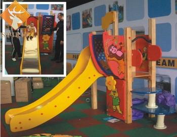 Tuv Roved Spirit Play Residential Playground Sets For Restaurants