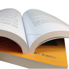 high quality cheap custom paperback book printing