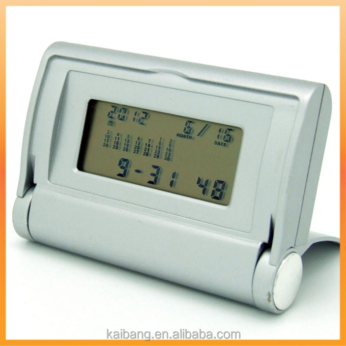 Table/desk Mini LCD timer clock with worldtime function