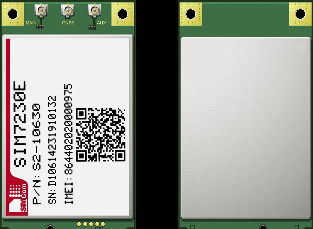 Simcom lte 4グラムモジュールSIM7230Eオリジナル新-無線の ...