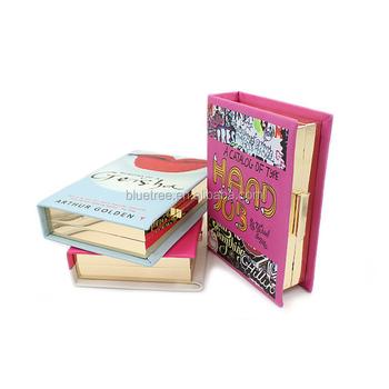 Oem/odm Book Clutch Bag Pretty Girl Customize