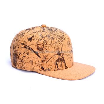 cb515920d76a1 China fornecedor de moda à prova d  água chapéu de basebol de cortiça   Atacado