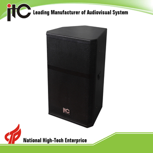 ITC TS-15 400W Bass Boom 2.0 Speakers for Disco Sound System