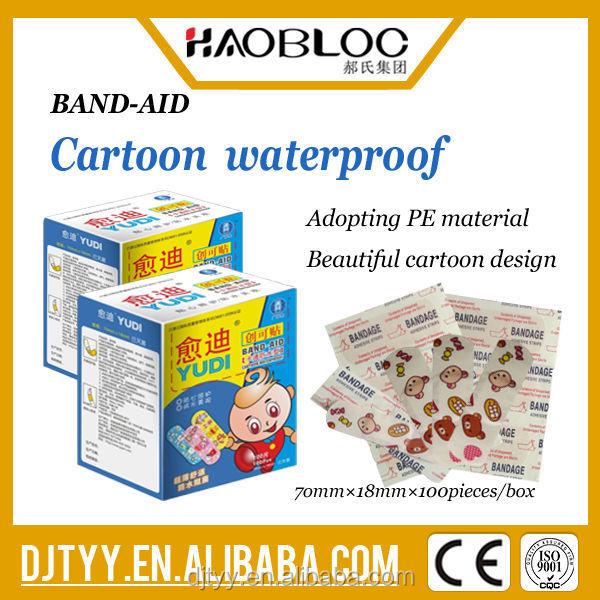 High Demand Products China Suppliers Waterproof Adhesive Bandage ...