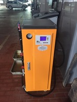 Engine Cleaning 15KW 21.5kg/h Electric Industrial Steam Cleaner