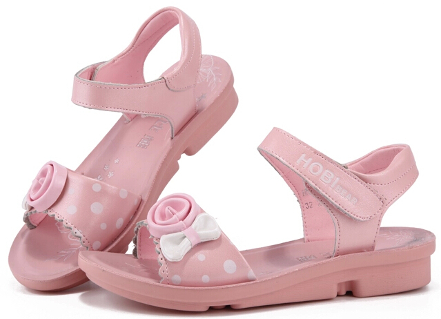 Get Quotations · Hot Selling K275 Free Shipping Baby Girl Flat With Sandals  Summer Outdoor Girl Sandals Cute Bowtie