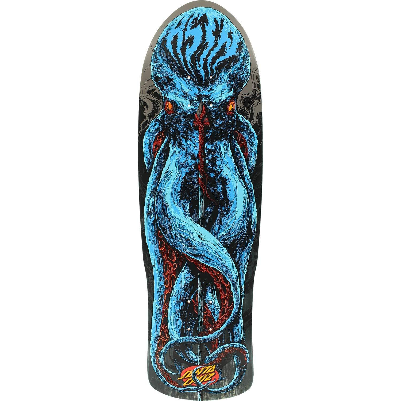 4aa9557d Get Quotations · Santa Cruz ASTA Leviathan Skate Deck-9.42x31.88 w/Mob Grip