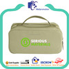 Wellpromotion branded design 1680D nylon toilet bag for Man