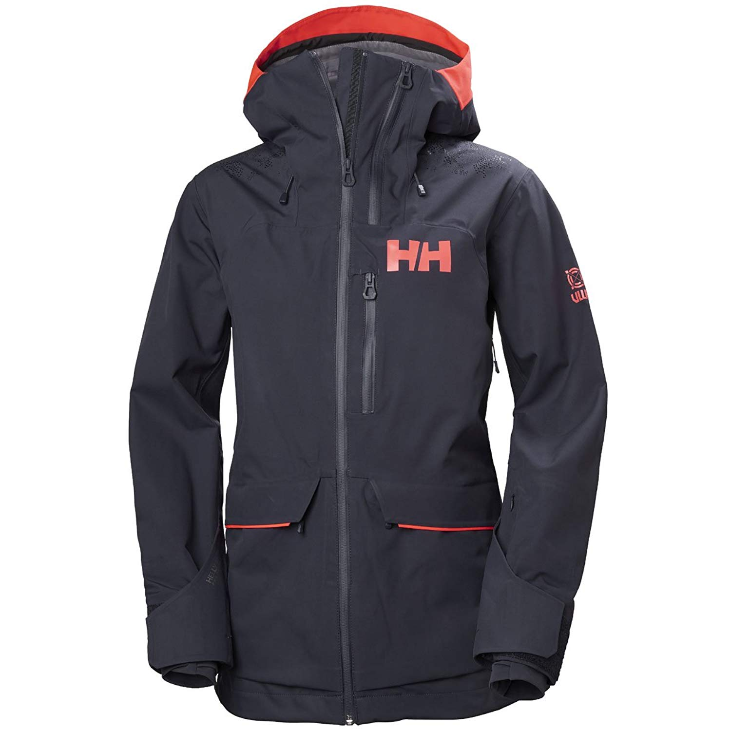 3594c3986e Get Quotations · Helly Hansen Women's Aurora 2.0 Waterproof Shell Ski Jacket