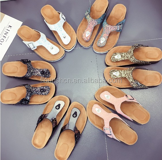 6ae7b284cdb9 Summer Women s Sandals 2018 New Fashion Casual Shoes For Ladies European  Rome Style Sandals