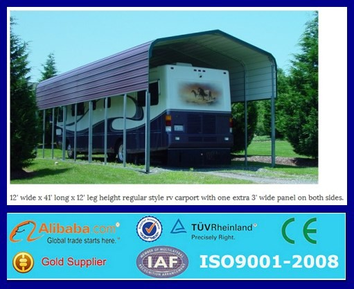 metal roof portable 2 car parking canopy tent garage outdoor  sc 1 st  Laizhou Hongshengda Machinery Co. Ltd. - Alibaba & metal roof portable 2 car parking canopy tent garage outdoor View ...