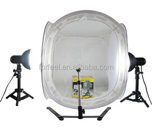 Photography equipment 60cm soft light tent kit/ photo studio light box kit HOT 2016