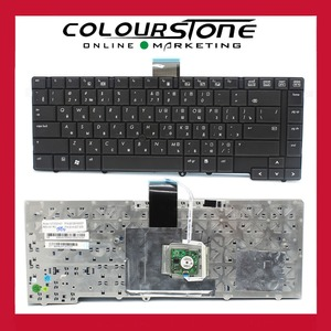 laptop russian keyboard for hp 6930 6930p With black point stick 90.4V907.S0R