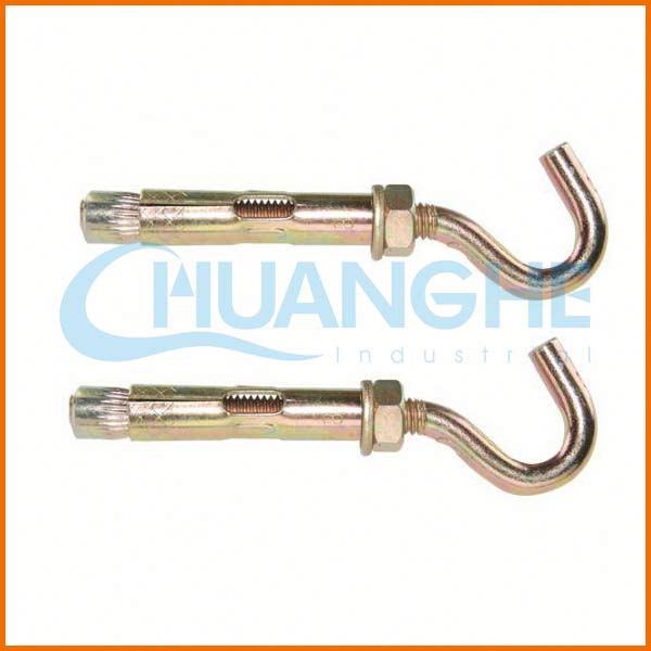 China supplier hot sales stainless steel flange nut sleeve anchor bolt