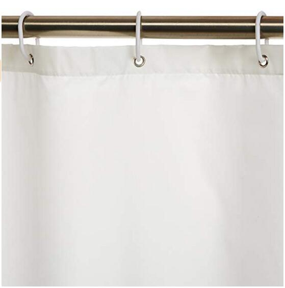 Factory wholesale Hot Selling Cheap Eco-Friendly PEVA Mildew Shower Curtain