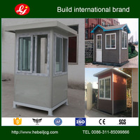 Prefabricated mobile sentry box for sale
