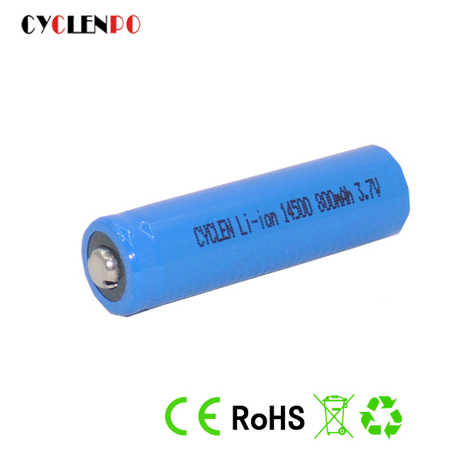 Full power battery 3.7V 800mah battery flat lithium battery