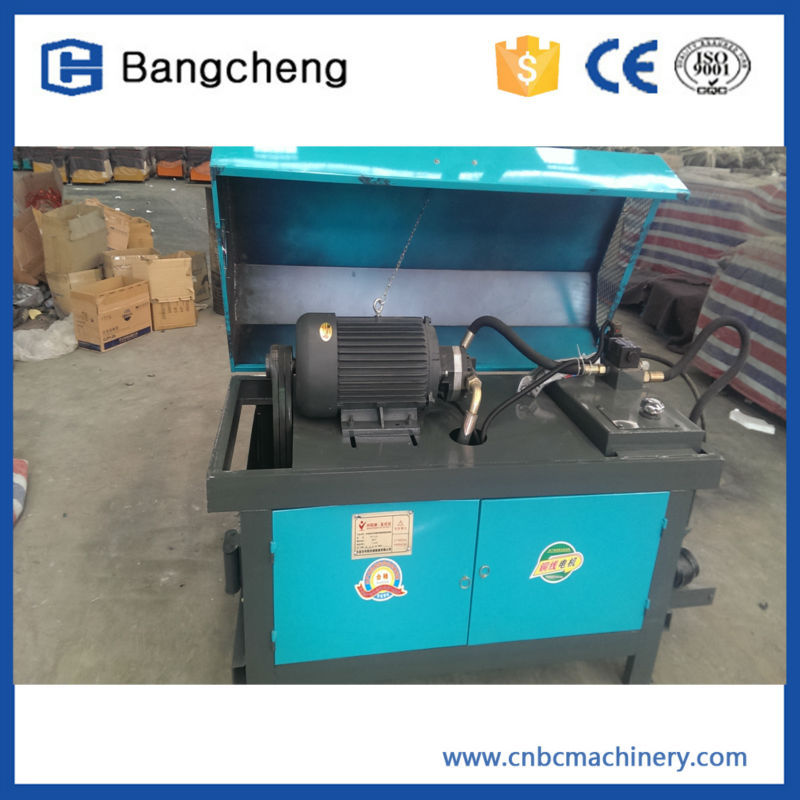 Advanced Design Wire Straightening and Cut off Machine /Steel Coil Straightening And Cutting Machine High Efficiency Hotsale