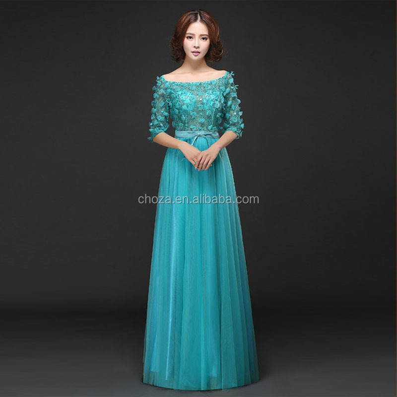 C23341B new fashion lady high party dresses wedding dresses