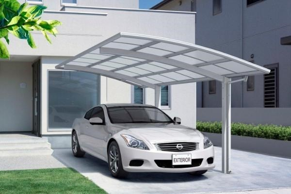 New Design Lowes Portable 3 Car Metal Carport Garage ...