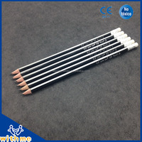 HIGH QUALITY SHARPENED TRIANGLE PENCIL WITH ERASER