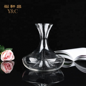 High Quality Antique Glass Wine Decanter