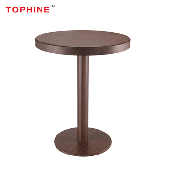 Commercial Contract Aluminum One Leg Table Small Coffee Tables Buy