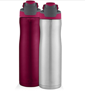 Simple Modern Vacuum Insulated Stainless Steel Wave Bottle, Simple