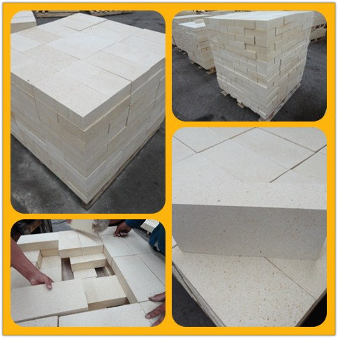 Al2O3 86% round kiln calcined bauxite for high-alumina brick